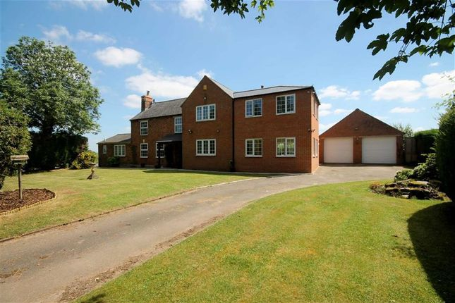 Thumbnail Detached house for sale in Straight Lane, Staunton, Gloucester