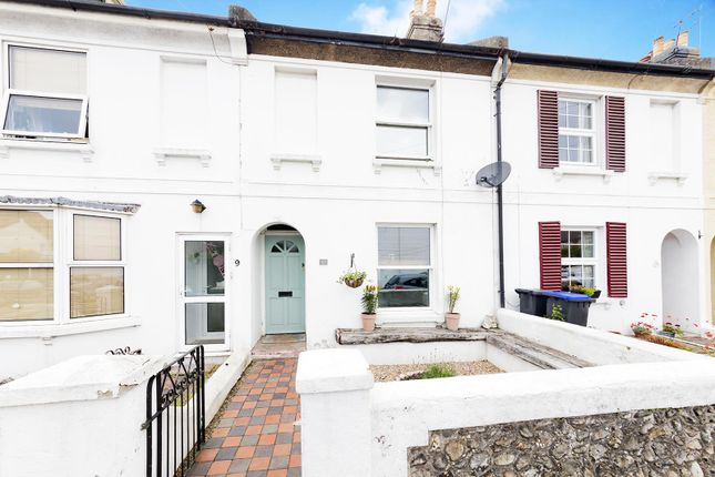3 bed terraced house for sale in Cranmer Road, Worthing