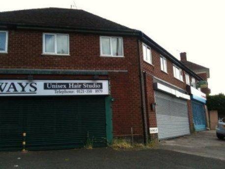 Thumbnail Flat to rent in Flackwell Road, Erdington, Birmingham
