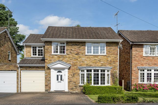 Thumbnail Link-detached house for sale in Corsham Way, Crowthorne, Berkshire