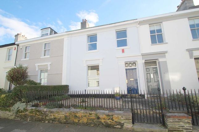 Thumbnail Terraced house for sale in Acre Place, Stoke, Plymouth