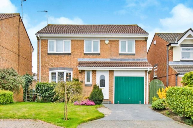Thumbnail Detached house for sale in Crossfield Park, Felling, Gateshead