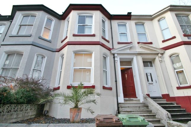 Thumbnail Terraced house for sale in Russell Place, Plymouth