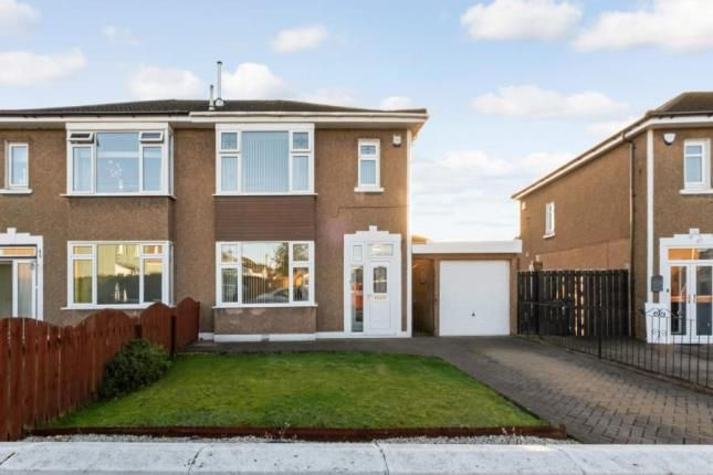 Thumbnail Semi-detached house for sale in Crawford Drive, Old Drumchapel, Glasgow