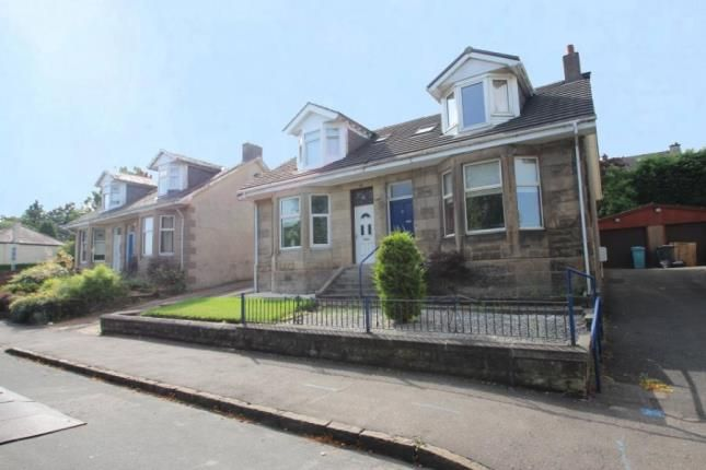 Thumbnail Semi-detached house for sale in Kennedy Drive, Airdrie, North Lanarkshire