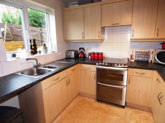 Kitchen of Clough Field Close, Whaley Bridge, High Peak, Derbyshire SK23