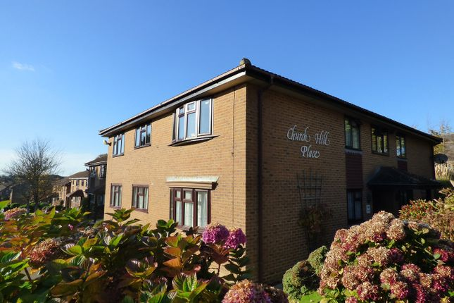 Thumbnail 2 bed flat to rent in Hillborough Close, Little Common, Bexhill On Sea