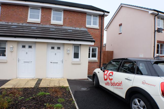 Thumbnail Terraced house to rent in Morris Drive, Swansea