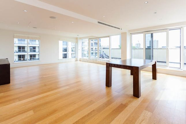 Thumbnail Flat to rent in Boxtree House, Imperial Wharf
