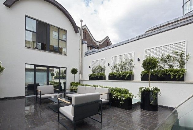 Thumbnail Town house to rent in Cheval Place, Knightsbridge