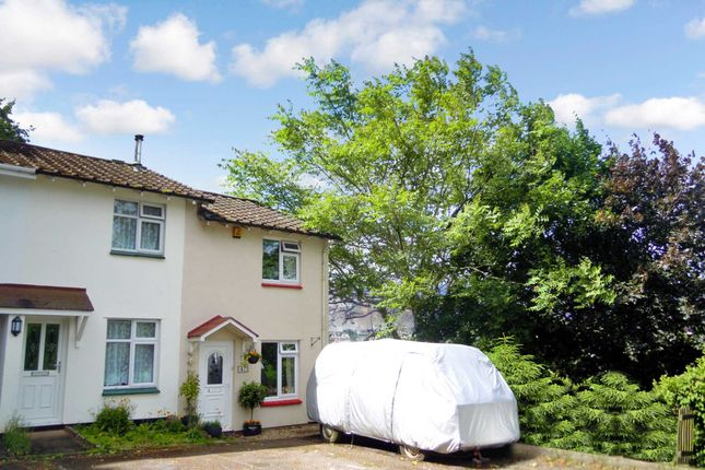 Thumbnail End terrace house for sale in Wordsworth Close, Torquay