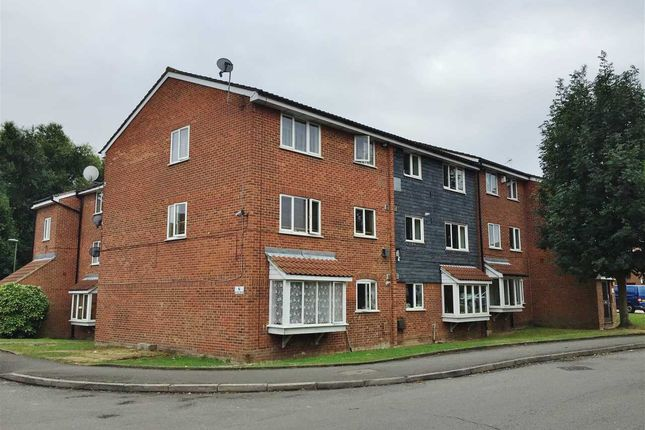 Thumbnail Block of flats to rent in Silver Birch Close, London