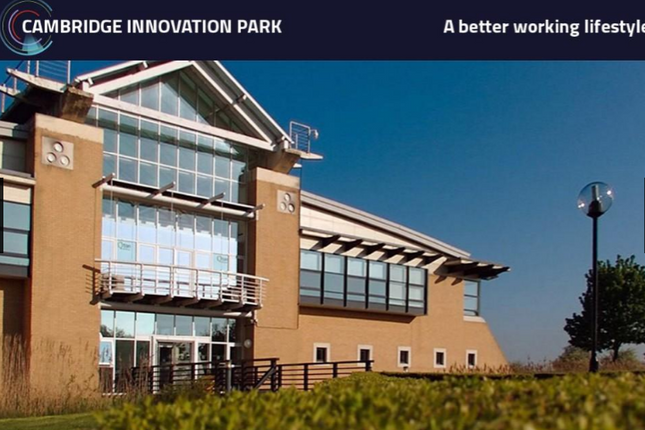 Thumbnail Commercial property to let in Blenheim House Cambridge Innovation Park, Denny End Road