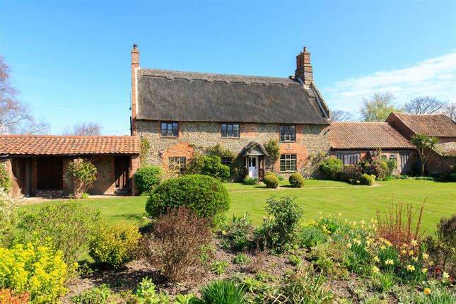 Thumbnail Detached house for sale in Bacton, Norwich