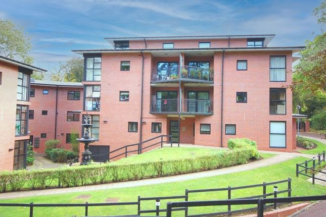 Thumbnail Flat for sale in Adderstone Court, Adderstone Crescent, Jesmond, Newcastle Upon Tyne