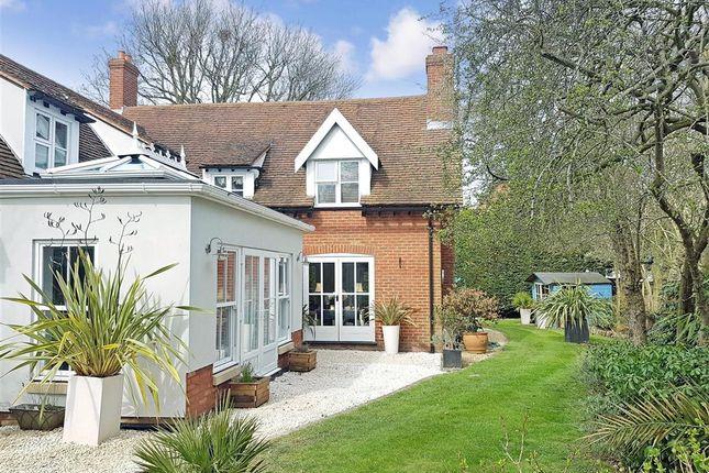 Thumbnail Detached house for sale in Kimberley Drive, Noak Bridge, Essex