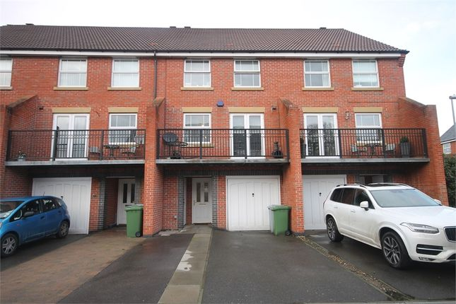 Thumbnail Town house to rent in Plum Way, Fernwood, Newark, Nottinghamshire.