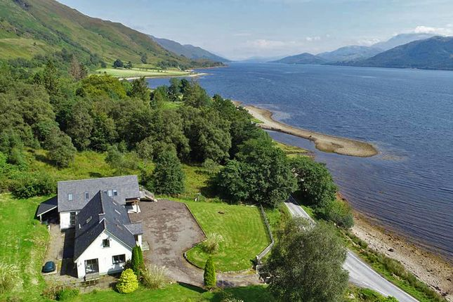Thumbnail Detached house for sale in Keil, Ardgour
