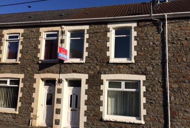 Thumbnail Terraced house for sale in Cynon Street, Aberaman, Aberdare