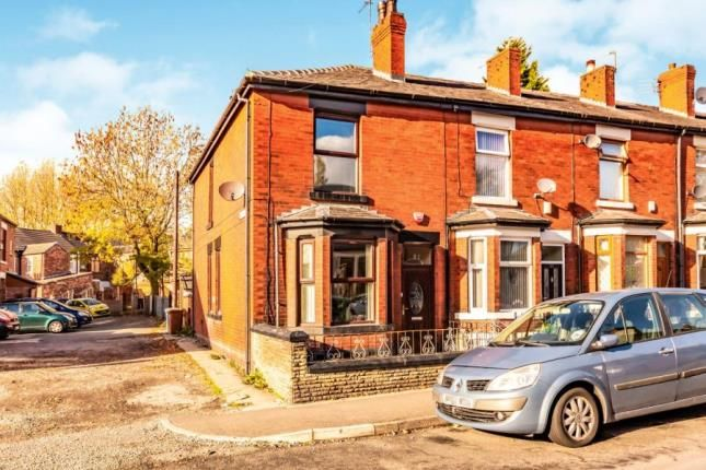 Thumbnail End terrace house for sale in Lodge Lane, Hyde, Greater Manchester