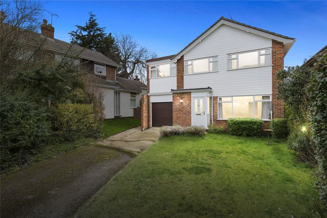 Thumbnail 4 bed detached house for sale in Buckleys, Chelmsford, Essex