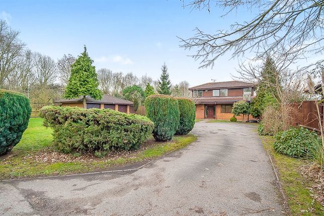 Thumbnail Detached house for sale in Water End, Thorpe Meadows, Peterborough