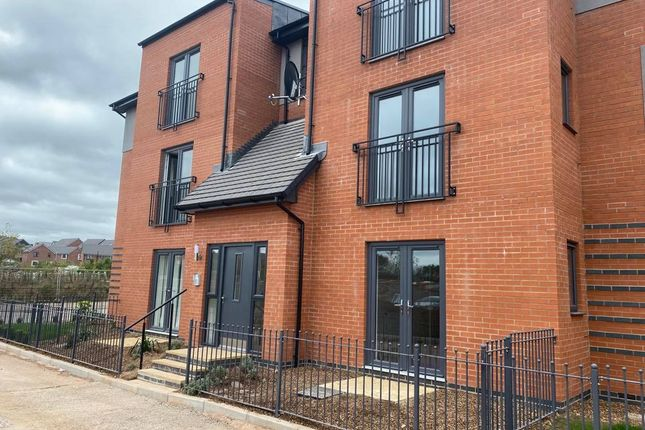 Thumbnail Flat to rent in Elmores Well Avenue, Exeter
