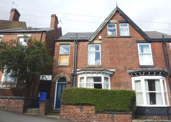 Thumbnail Semi-detached house for sale in 68 Hunter House Road, Hunters Bar, Sheffield