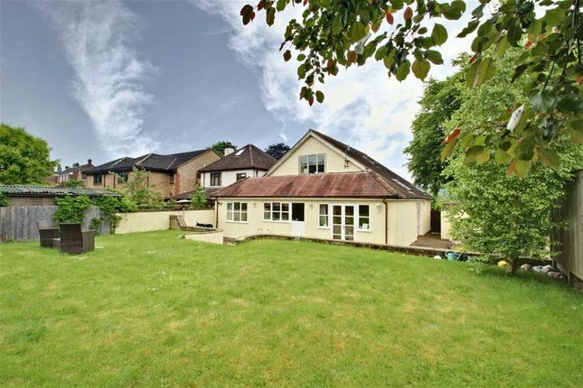 Thumbnail Detached bungalow for sale in Rectory Lane, Kings Langley