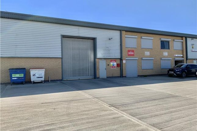 Thumbnail Industrial to let in Unit 111 The Burrows, East Goscote Industrial Estate, East Goscote, Leicestershire