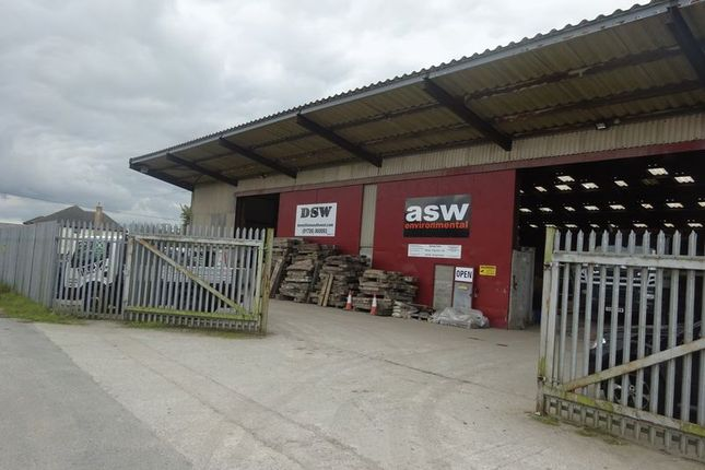 Thumbnail Commercial property for sale in Ruthvoes, St. Columb