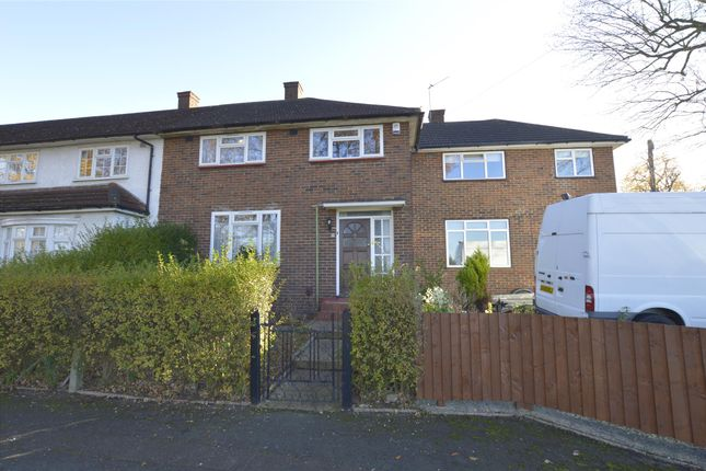 Thumbnail Property to rent in Priory Road, Romford