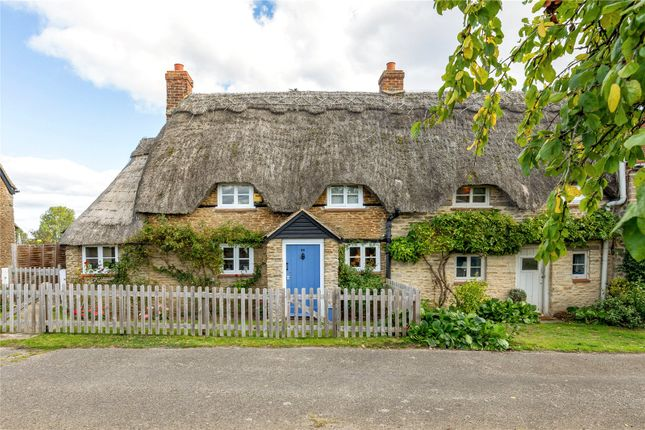 Thumbnail Semi-detached house for sale in Digging Lane, Fyfield, Abingdon