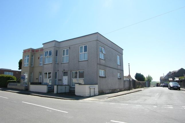 Thumbnail Semi-detached house for sale in Britannia House, Corporation Terrace, Pembroke Dock, Pembrokeshire