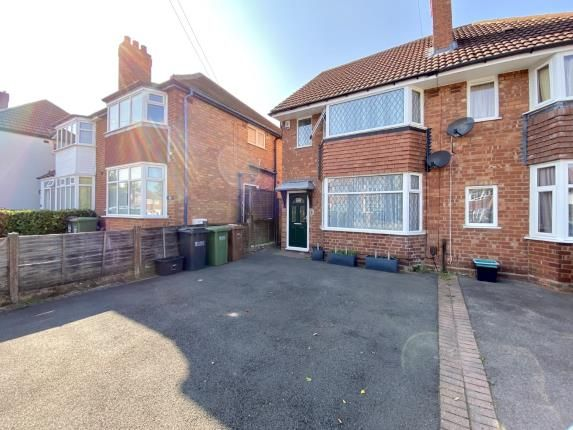 Thumbnail Semi-detached house for sale in Orchard Avenue, Solihull, West Midlands