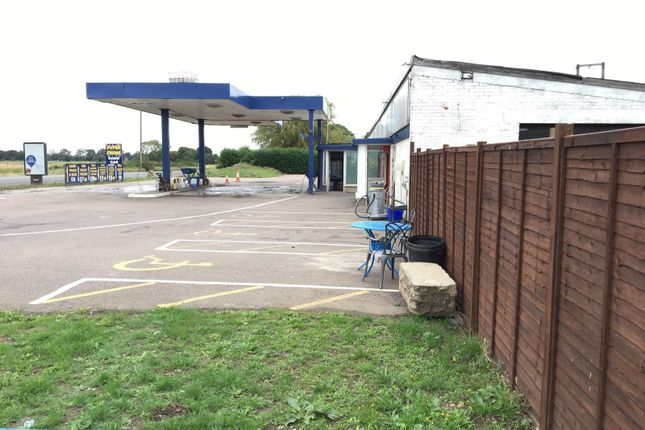 Thumbnail Commercial property for sale in Spalding Road, Gosberton, Spalding