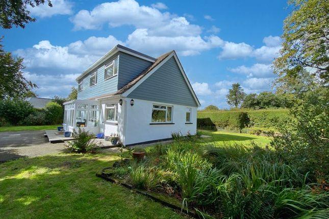 Thumbnail Detached house for sale in Virginstowe, Beaworthy