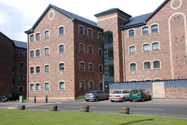 Thumbnail Flat to rent in James Watt Way, Greenock Unfurnished