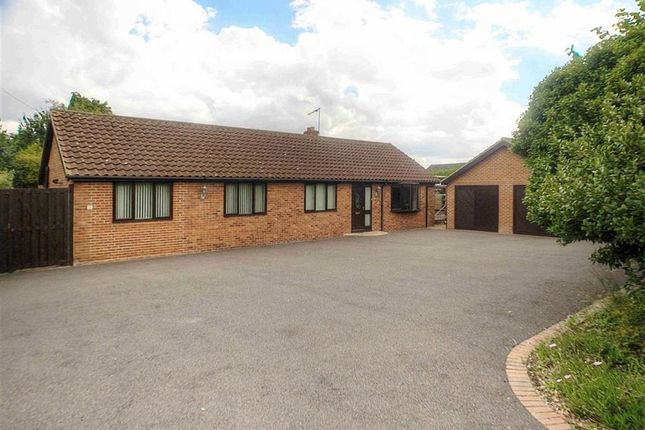 Thumbnail Bungalow for sale in Main Street, Worlaby, Brigg