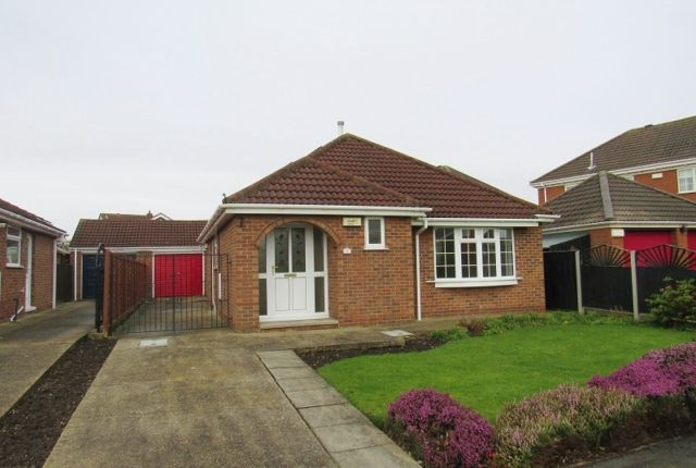 Thumbnail Bungalow to rent in Pytchley Walk, Cleethorpes
