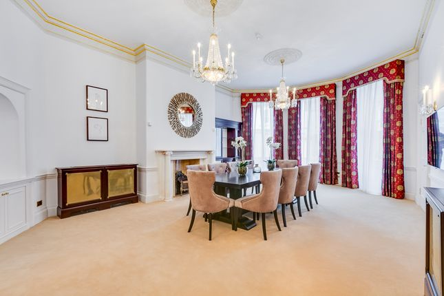 Thumbnail Terraced house to rent in Wimpole Street, London