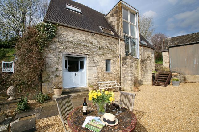 Thumbnail Barn conversion to rent in Slad, Stroud