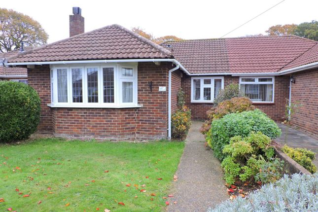 Thumbnail Bungalow to rent in Harold Road, Stubbington, Fareham