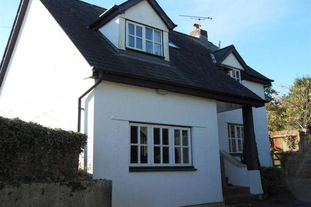 Thumbnail Property to rent in Liverton, Newton Abbot