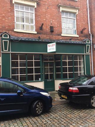 Thumbnail Retail premises to let in Market Street, Atherstone