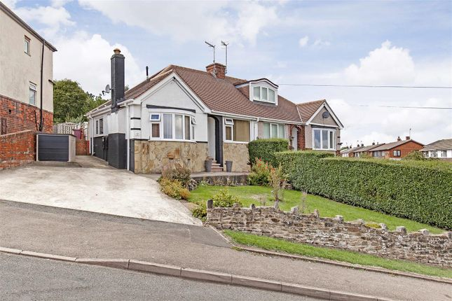 Thumbnail Semi-detached bungalow for sale in Hallowes Rise, Dronfield