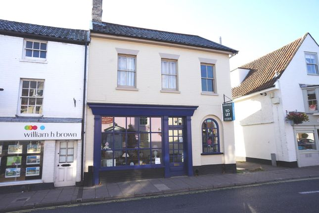 Thumbnail Town house for sale in The Street, Bungay