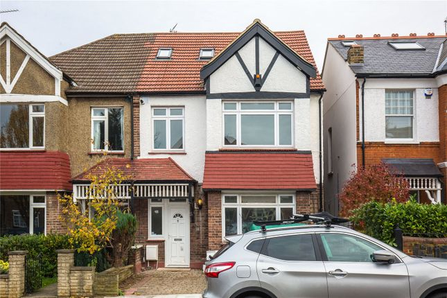Thumbnail Flat for sale in Ashurst Road, North Finchley, London