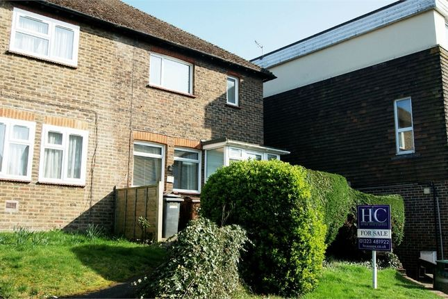 Thumbnail End terrace house for sale in High Street, Polegate, East Sussex