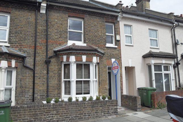 Thumbnail Terraced house to rent in Troughton Road, Charlton, London